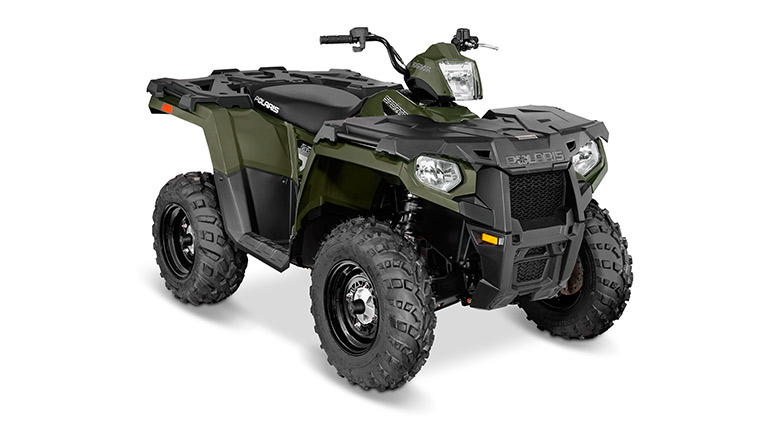 Квадроцикл Polaris Sportsman ETX