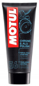 Очиститель MOTUL E6 Chrome & Alu Polish
